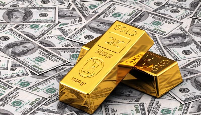 دلار به کمترین سطح یک ماه گذشته رسید / طلا ثابت ماند