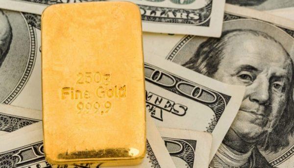 دلار ثابت ماند / طلا ۰٫۵ درصد رشد کرد