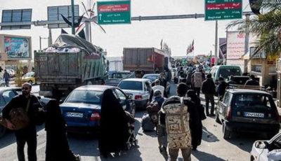 جزئیات سفر به عراق با خودرو شخصی / هزینه کاپوتاژ و بنزین