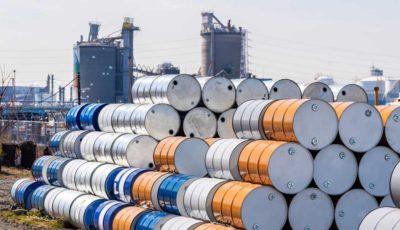 کاهش ۱۰ درصدی بهای جهانی نفت / قیمت طلای سیاه وارد کانال ۵۰ دلاری شد