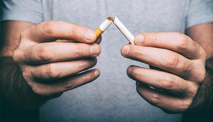 سیگار تلنگر ترک سیگار سقلمه