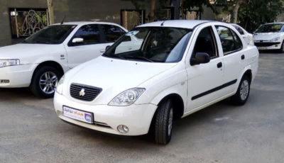 خودرو تیبا در نسخه پلاس به بازار میآید