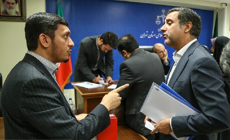 مشروح ششمین جلسه دادگاه علی دیواندری