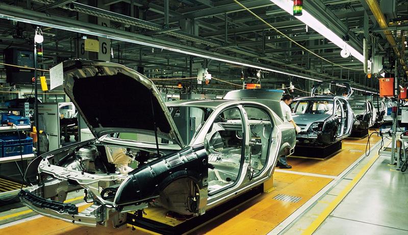 تولیدات کدام خودروسازان متوقف شده است؟ (اینفوگرافیک)