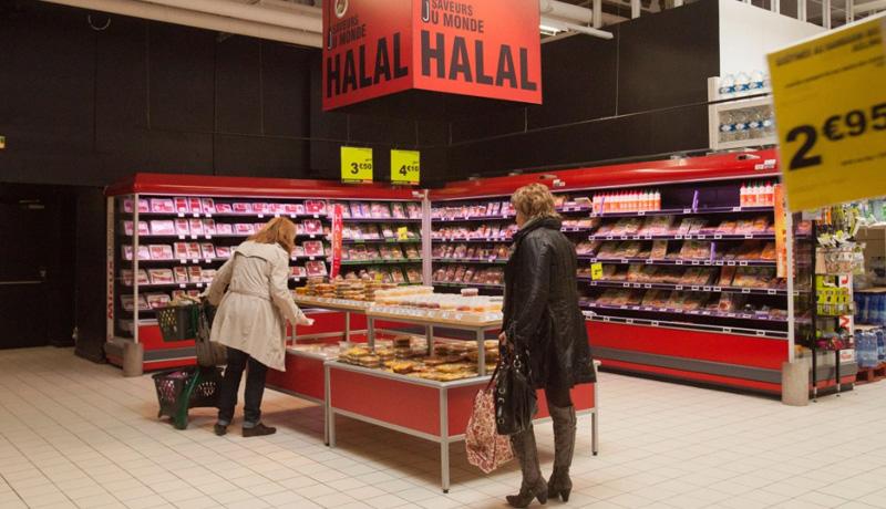گوشت حلال در لندن