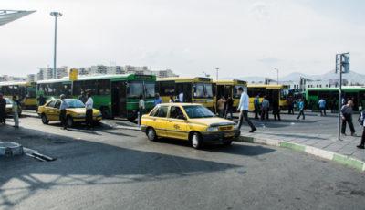 سهمیه بنزین انواع تاکسیها چقدر است؟ (اینفوگرافیک)