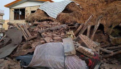 آخرین گزارش هلال احمر از زلزله آذربایجان شرقی / تامین سوخت مناطق زلزلهزده مشکلی ندارد