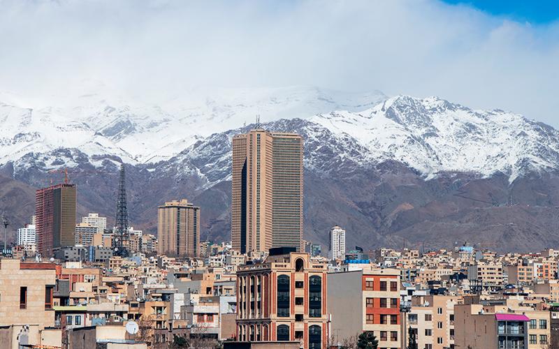 قیمت مسکن در تهران رو به کاهش است