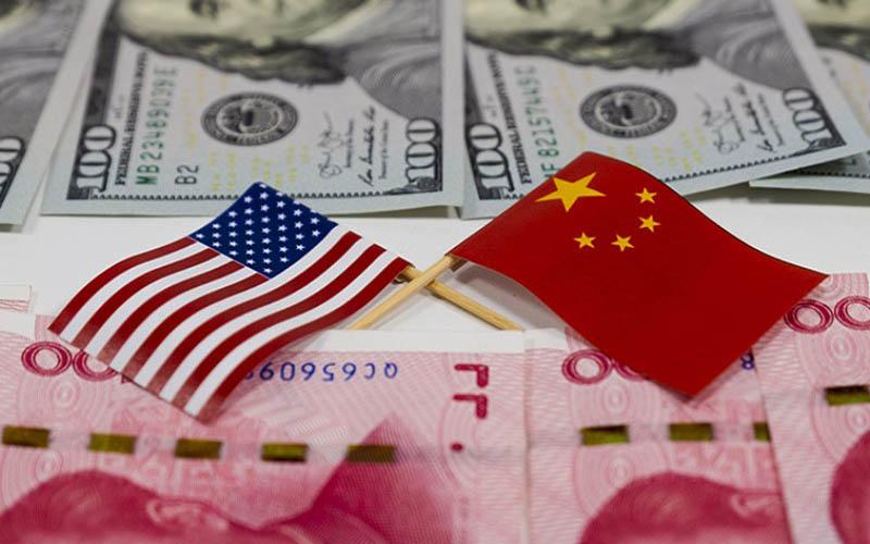 افت ۶۷ میلیارد دلاری تجارت آمریکا و چین