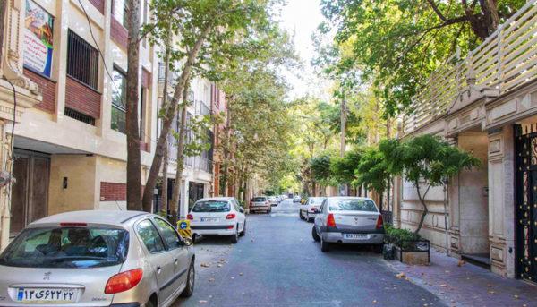 کف بازار / قیمت آپارتمان منطقه ۳ در آبان ماه ۱۳۹۸