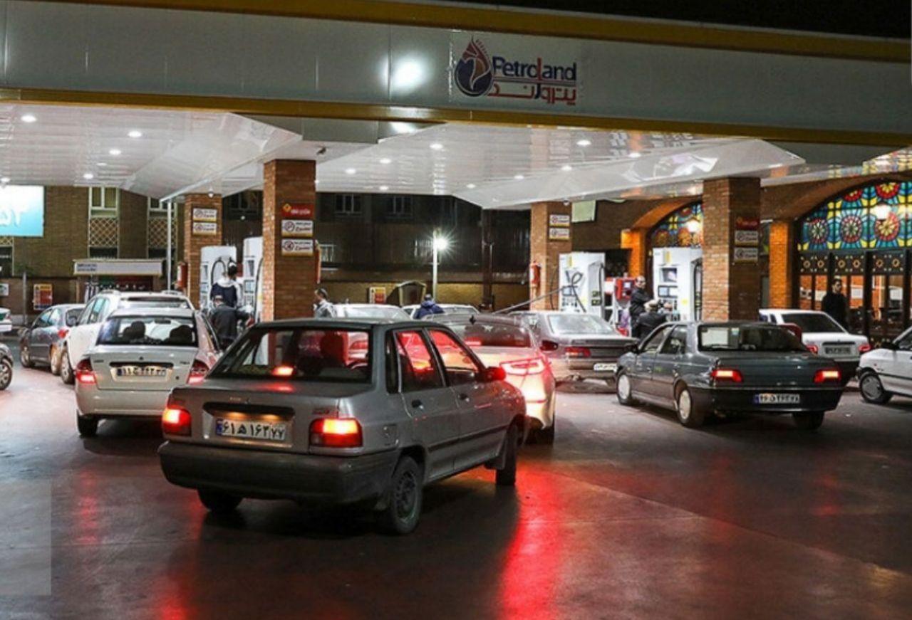 صف بنزین