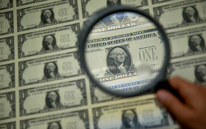 افزایش شاخص دلار در بازار جهانی