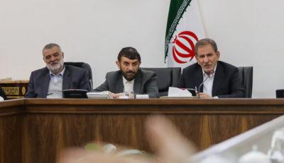 آخرین حضور حجتی در جمع دولتمردان (گزارش تصویری)