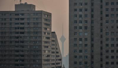 شاخص آلودگی هوای تهران چقدر است؟ (عکس)