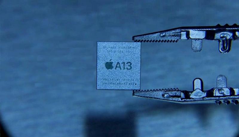 چیپ اپل A13 بیونیک