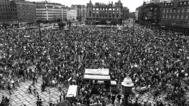 اعتراض به انرژی در کپنهاگ