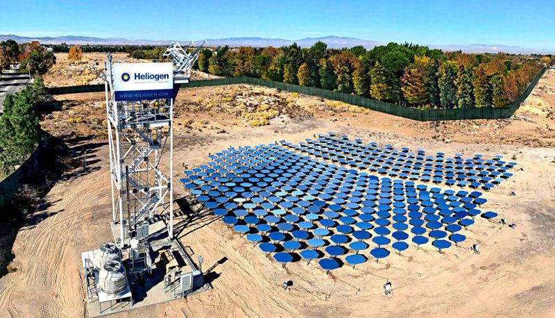 هلیوژن، شرکتی که با هوش مصنوعی زمین را نجات میدهد