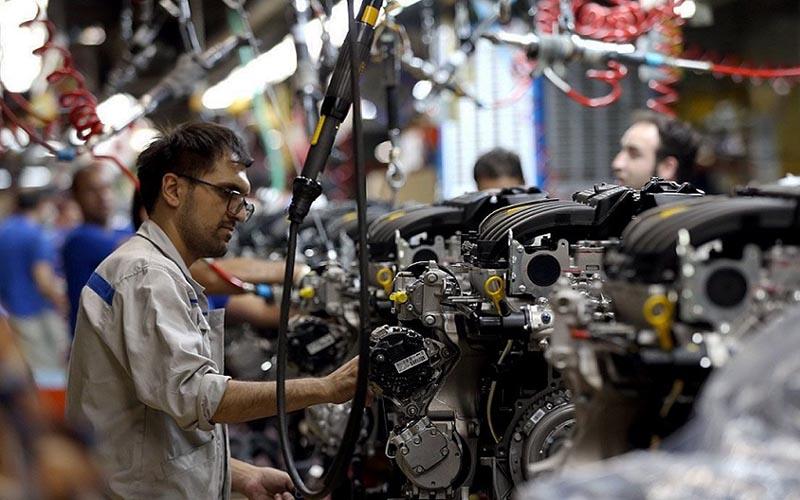 صادرات قطعات خودرو به اروپا / قیمت رینگ پراید 220 هزار تومان شد