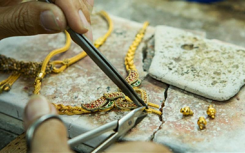 معرفی اقوام ایرانی به جهان با هنر جواهر
