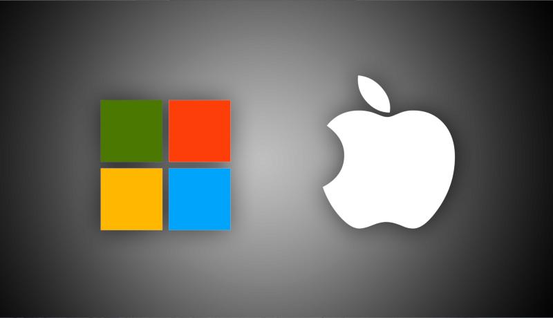 چگونه مایکروسافت اپل را نجات داد؟
