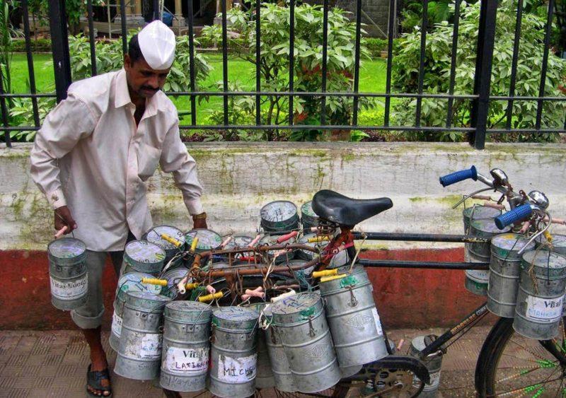 سیستم غذا رسانی بمبئی