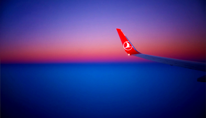 هواپیما ترکیش ایرلاین