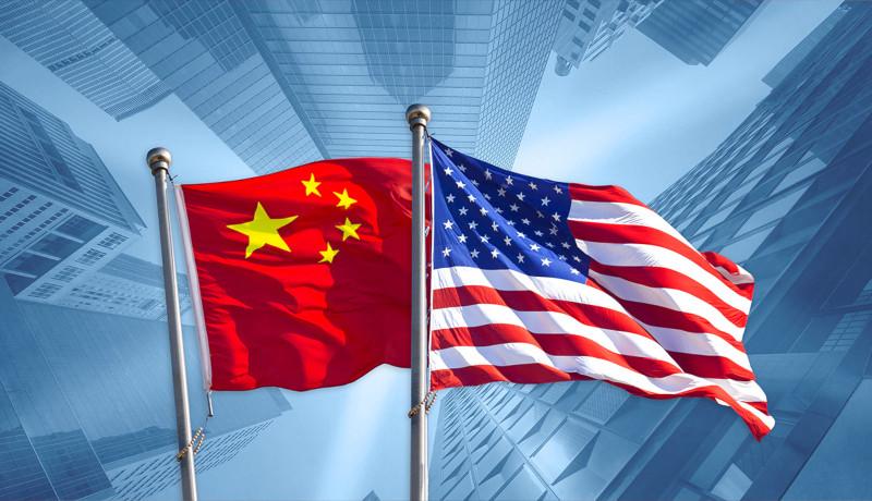 آمریکا و چین