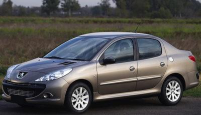 گرانی ۷ میلیون تومانی پژو ۲۰۷ + لیست قیمت انواع خودروهای داخلی