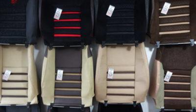 قیمت انواع روکش صندلی خودرو در بازار