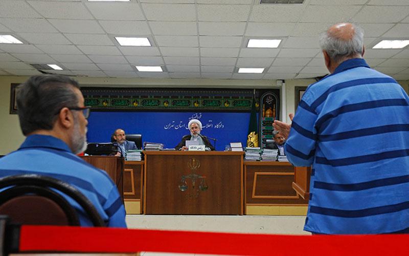 هشتمین جلسه رسیدگی به اتهامات علی دیواندری برگزار شد