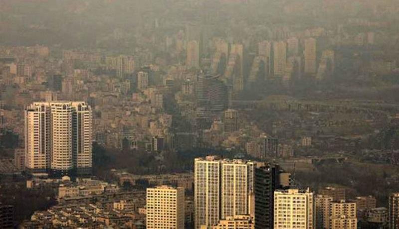 افزایش غلظت آلایندهها تا سه روز آینده ادامه دارد