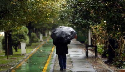 پیشبینی بارشها در فصل سرد / کاهش 5 درصدی بارندگیها نسبت به سال گذشته