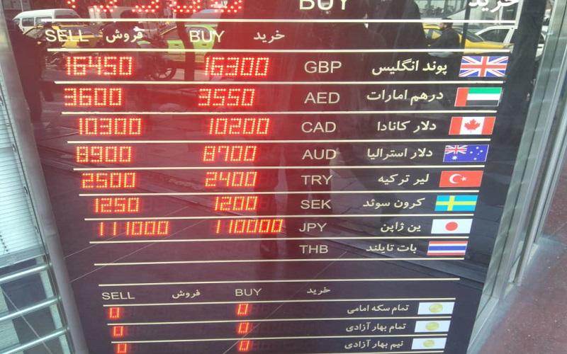 افزایش قیمت دلار کانادا بیشتر از دلار آمریکا / این ارز یکماهه ۱۲٫۵ درصد گران شد