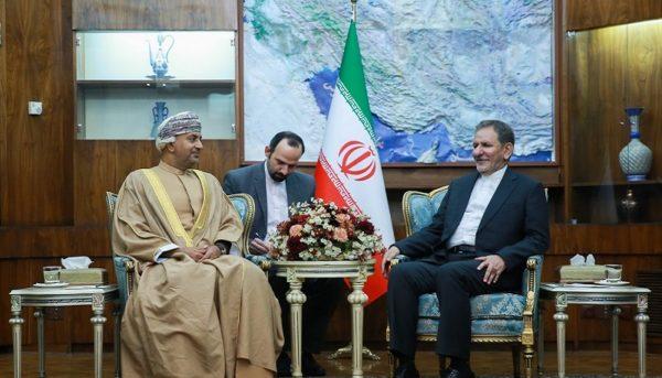 هیچ محدودیتی برای گسترش همکاریها با عمان نداریم