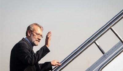 سفر لاریجانی به ترکیه با چه هدفی است؟