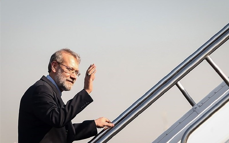 لاریجانی از توافق ۲۵ ساله ایران و چین پا پس کشید؟