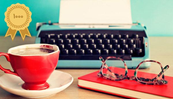 هزارمین مقاله آکادمی: چطور «هزاااااار» مقاله بنویسیم؟