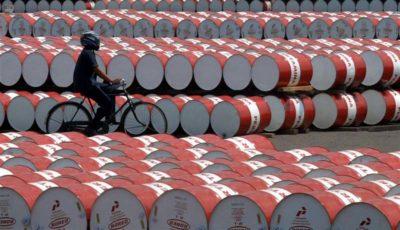 قیمت نفت برنت به ۶۳ دلار کاهش یافت