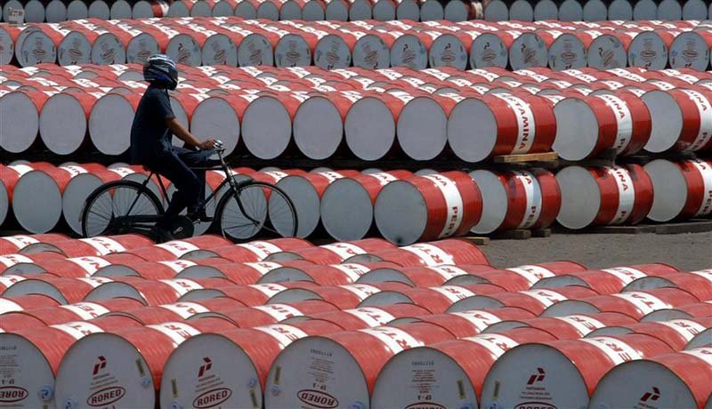 قیمت نفت 43 دلاری شد