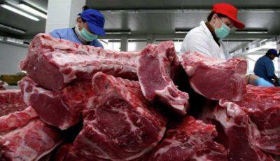کاهش قیمت گوشت قرمز در یک سال