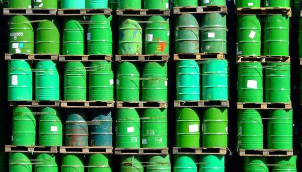 کاهش اندک قیمت نفت در بازارهای جهانی