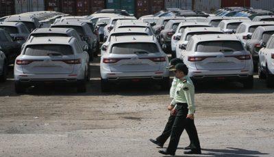 واردات غیرقانونی ۲ هزار خودرو خارجی! / ارزش این قاچاق مکشوف ۱٫۵ هزار میلیارد تومان است