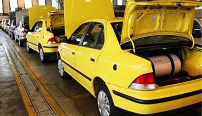 دوگانهسوز شدن تاکسی و وانت از مالیات معاف شد