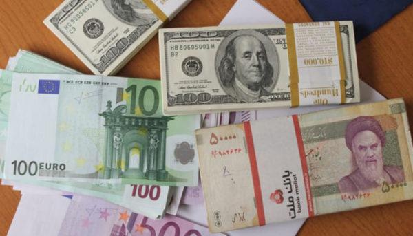 قیمت یورو و ۱۷ ارز دیگر افزایش یافت