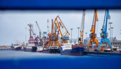 حجم تجارت خارجی ایران ۸۵ میلیارد دلار شد