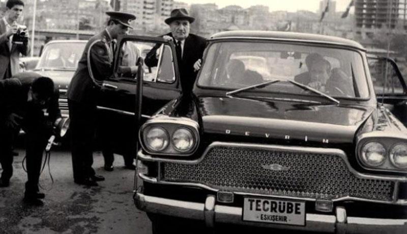 ماجرای نخستین خودروی ملی ترکیه که به یک رسوایی تاریخی تبدیل شد!