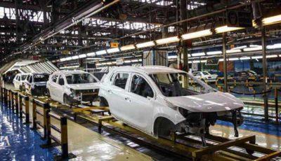 تولید خودروهای ناقص تا پایان دیماه به صفر خواهد رسید