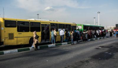 کمک بودجهای به ناوگان حملونقل عمومی