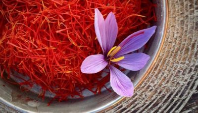 خرید حمایتی 72 تن زعفران در سال 98