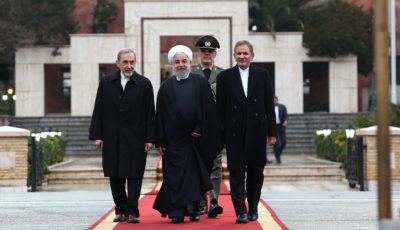 آغاز سفر حسن روحانی به مالزی و ژاپن (گزارش تصویری)